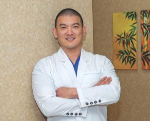Top podiatrist Dr Kevin Lam